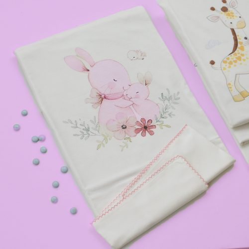 rabbit blanket for baby