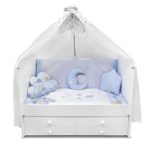 Baby bedding set - Bleu