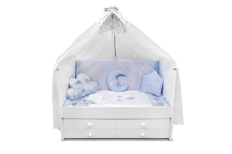 Baby bedding set - Bleu