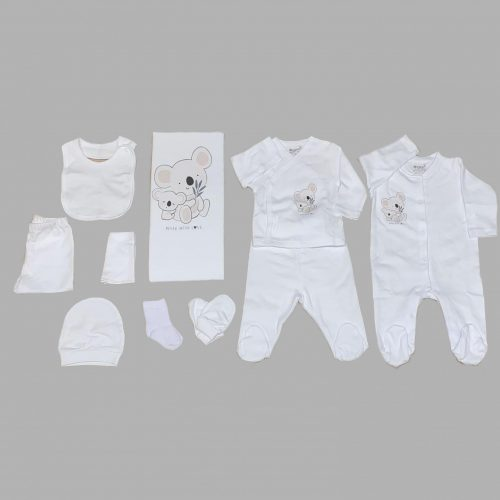 koala white set