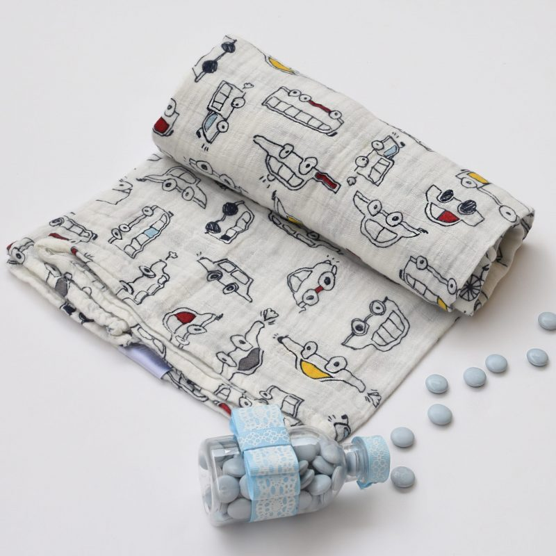 muslin swaddle blanket for baby