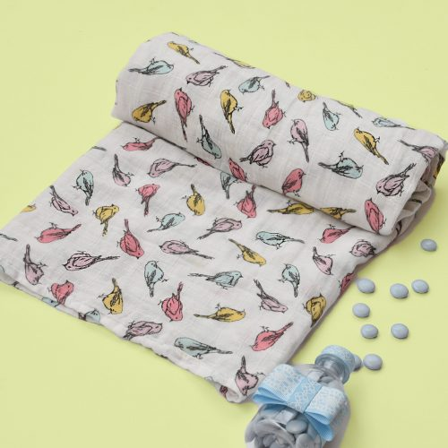 muslin swaddle for baby