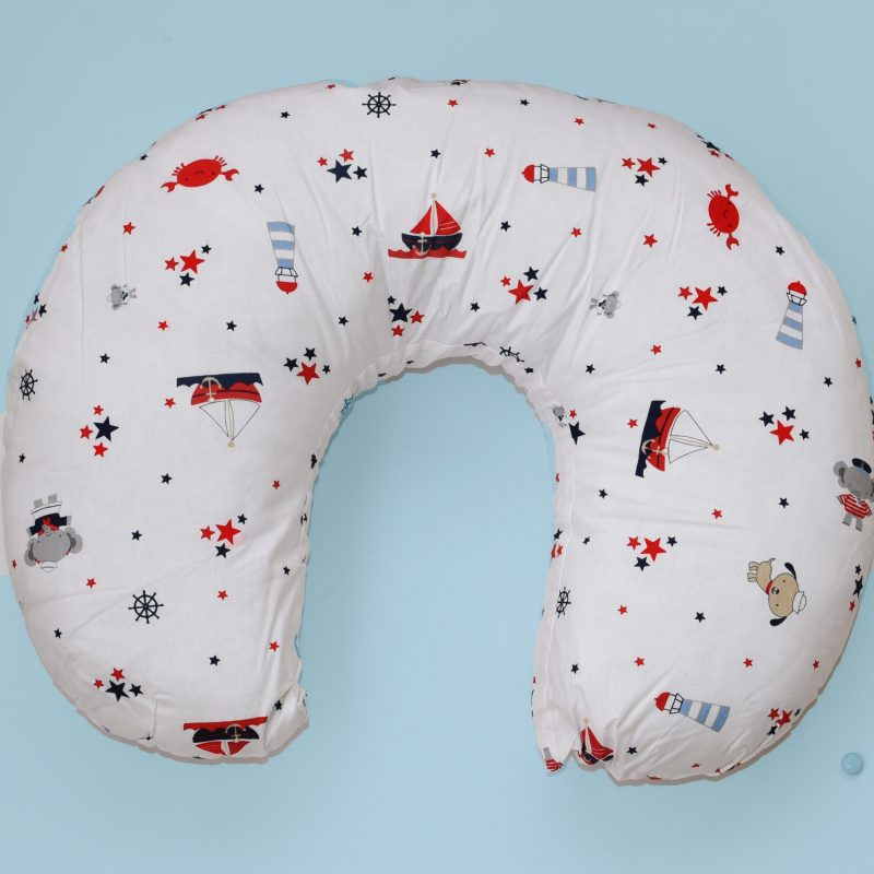 the sailor lactation pillow