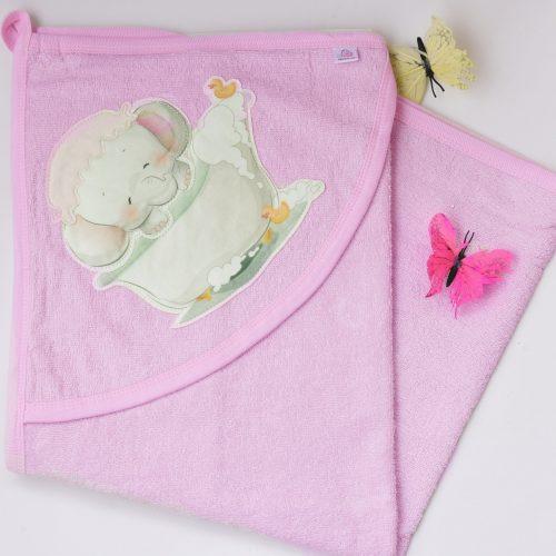 elephant towel