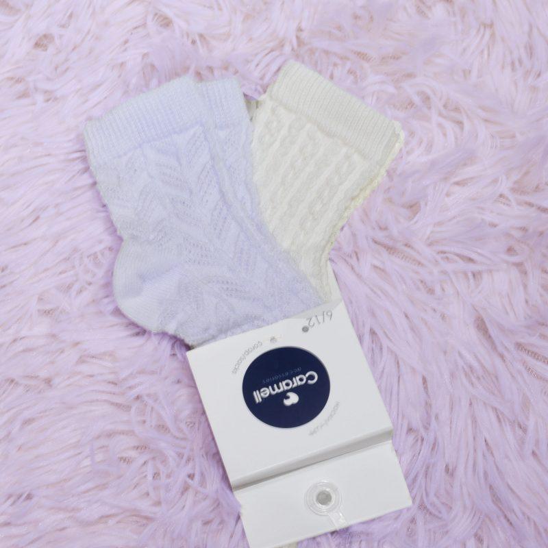 baby socks set of 2 pairs