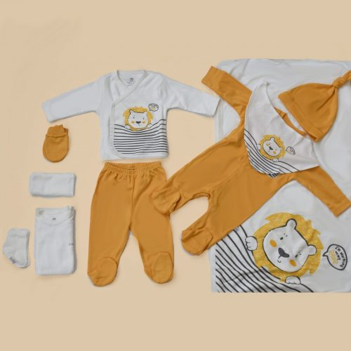 Lion Themed Set for baby