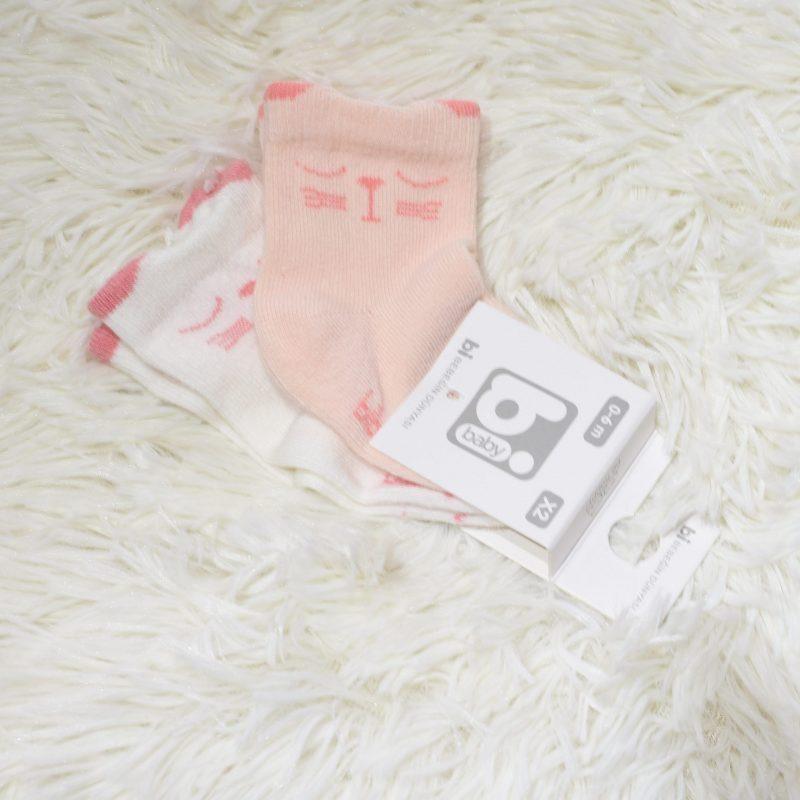 baby socks pair of 2