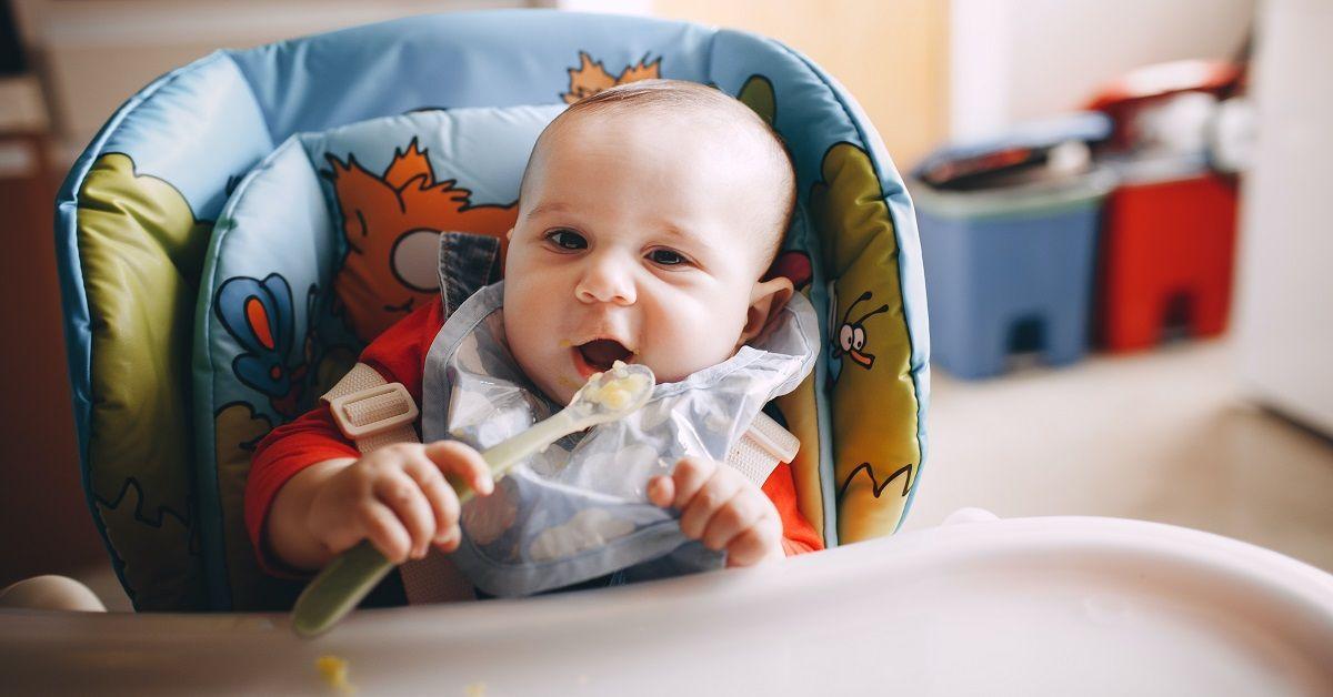 Baby breakfasts