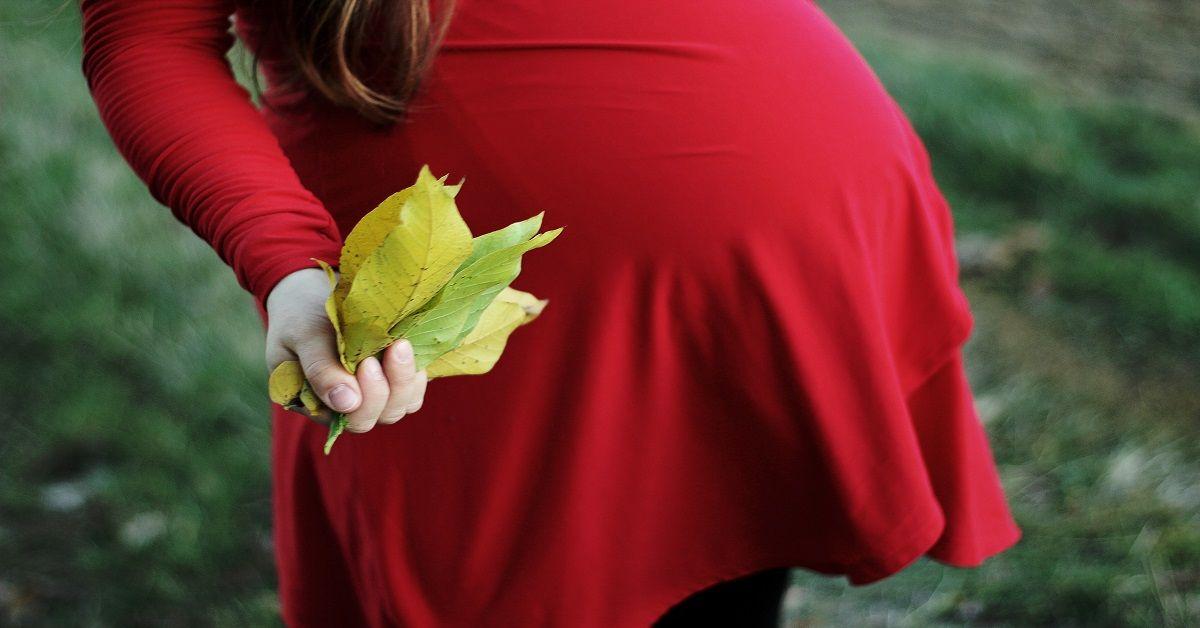 Pregnancy in fall