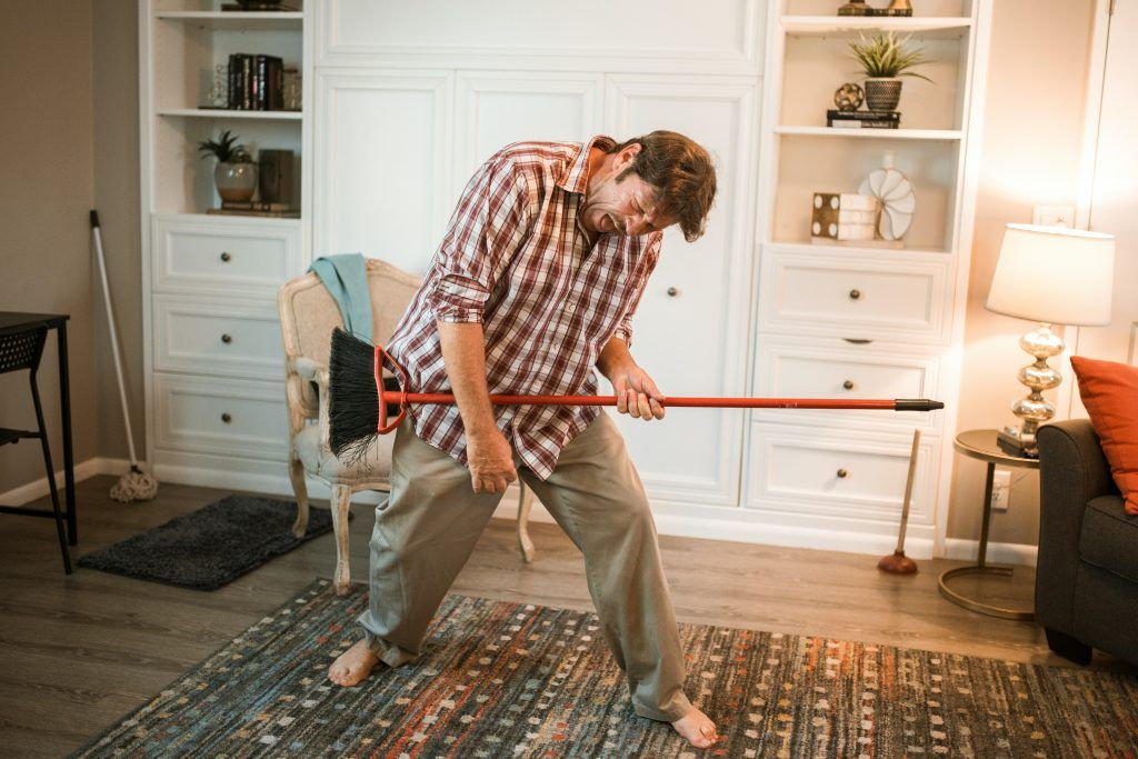 Love you husband and include him in house chores
