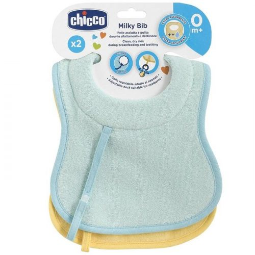 chicco-cotton-bibs-blue