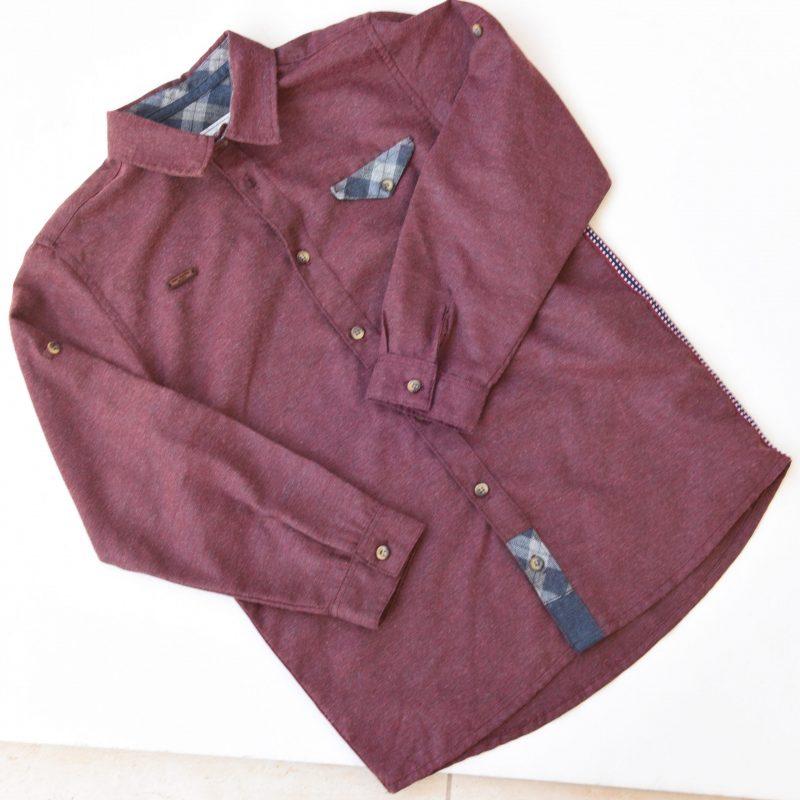 boy chemise