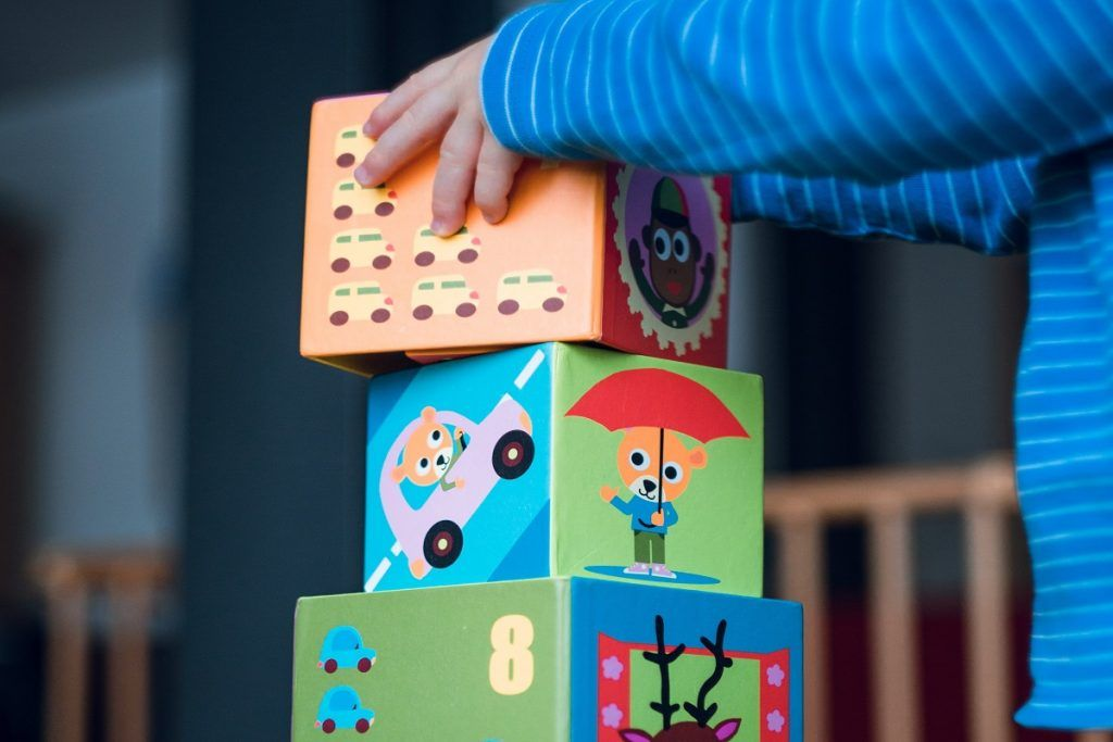 Gifts for one-year- olds