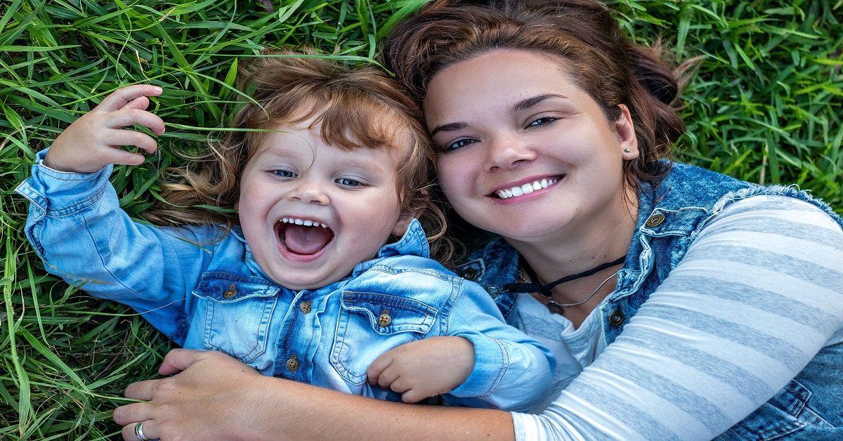 Teach your child good behavior