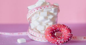 Limiting sugar when pregnant